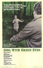 Girl with Green Eyes 1964 DVD - Peter Finch / Rita Tushingham
